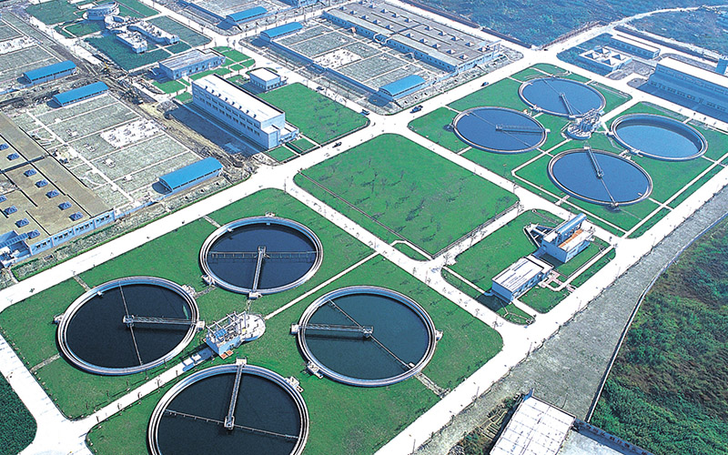 德石顿永磁同步电机及控制系统在污水处理厂(水泵)的节能改造